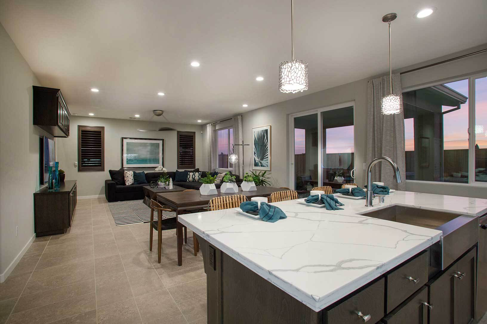Greatroom-and-Dining-in-Residence 4-at-Lantana at the Villages-in-Fairfield