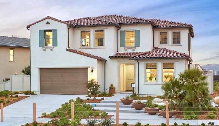 181128 Skyline Mystral Exteriors 002 1632x940:Residence 1AR - Model Home