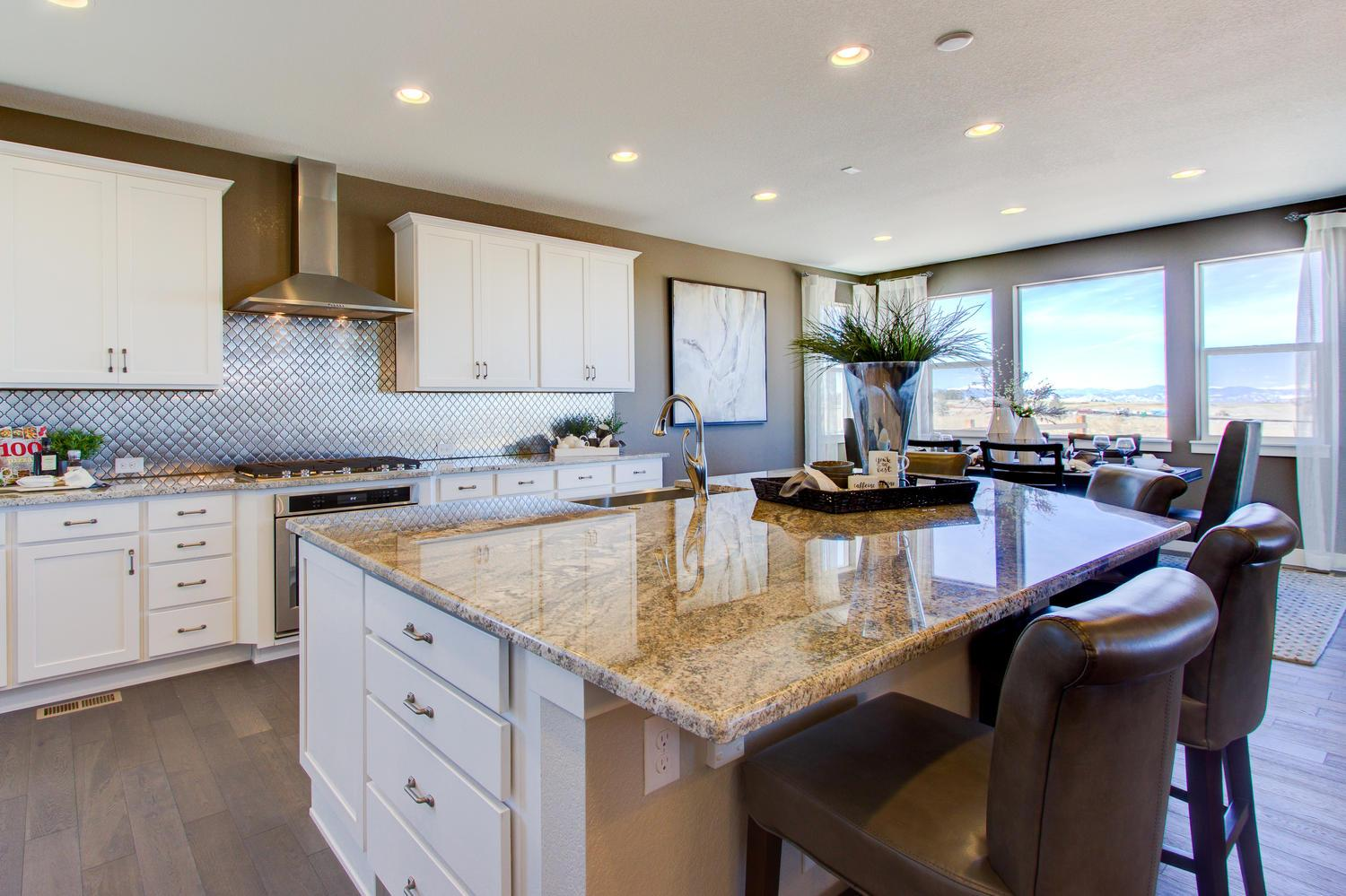 Kitchen-in-Residence 5006-at-Encore Collection at Whispering Pines-in-Aurora