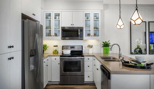 Kitchen-in-Residence 2-at-StrataPointe-in-Buena Park
