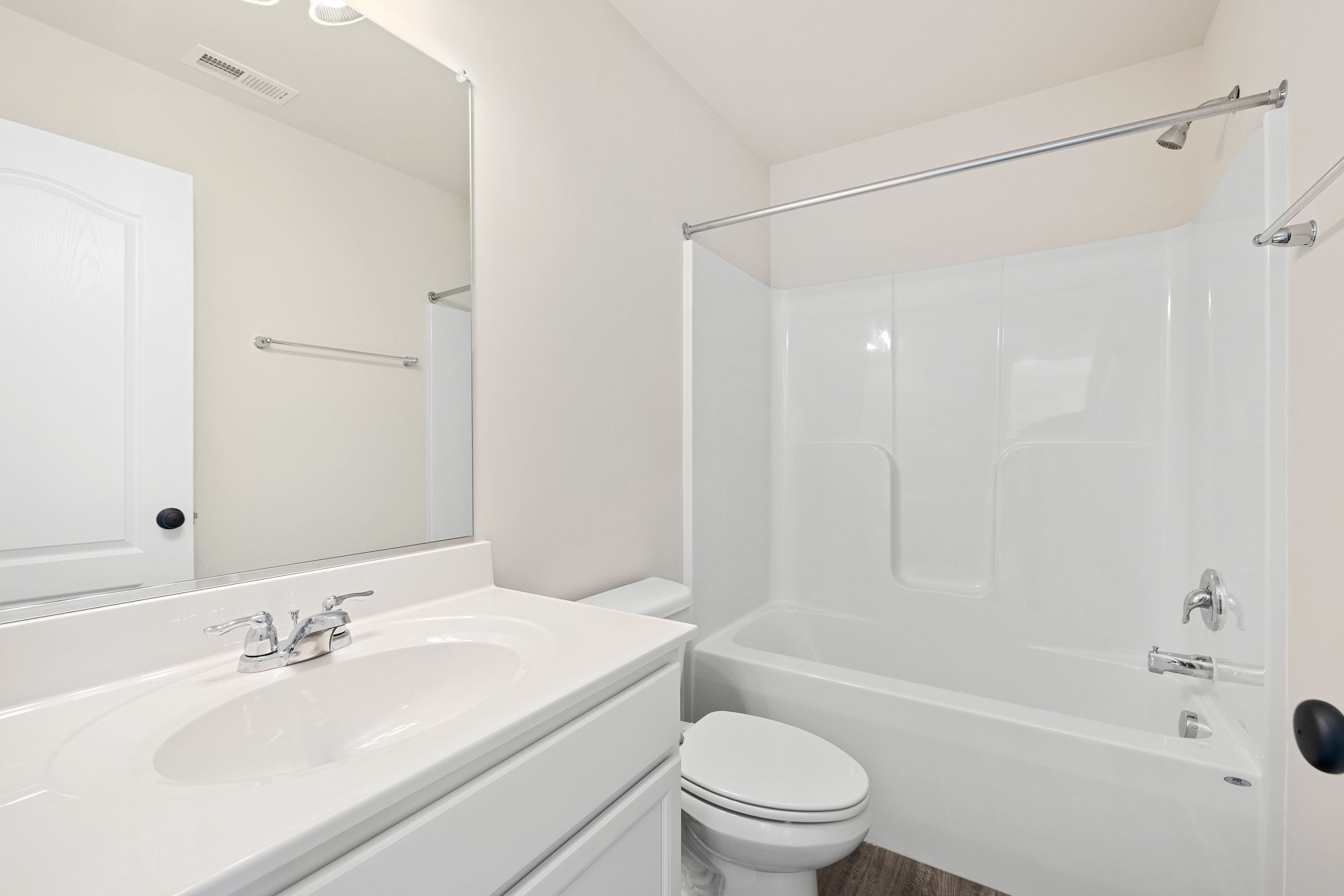 Bathroom featured in The Hawthorn By Tricord Homes in Washington, VA