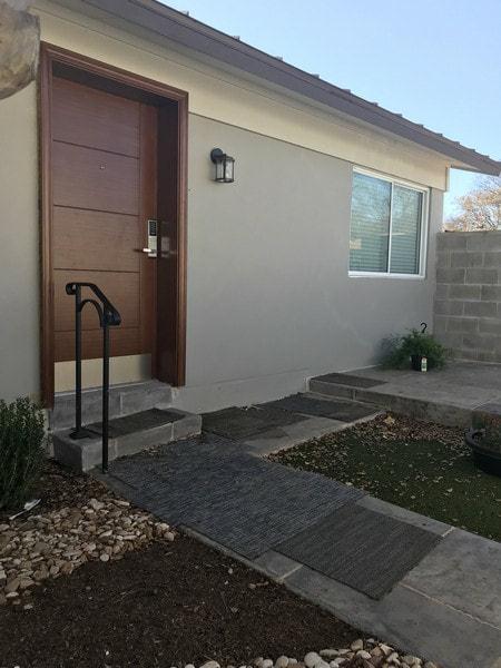 Exterior featured in the Trone Villa 2 By Trone Villa in Austin, TX