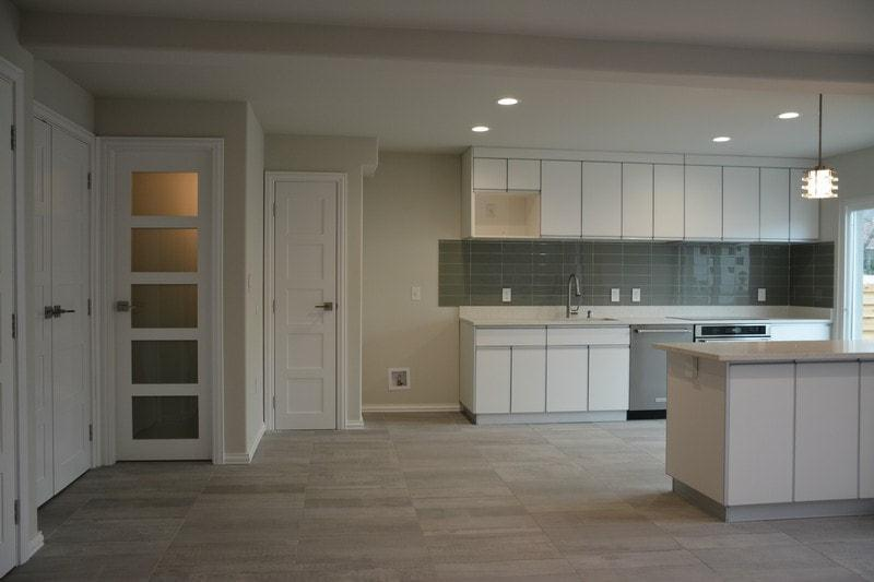 Kitchen featured in the Trone Villa 2 By Trone Villa in Austin, TX