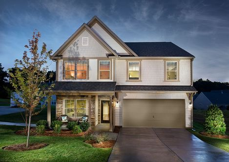 Sterling By True Homes In Raleigh Durham Chapel Hill North Carolina