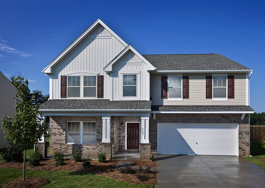 'Hidden Lakes' by True Homes - Charlotte in Charlotte