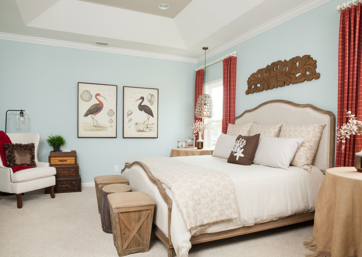 Bedroom featured in The Riley By True Homes - Triad in Greensboro-Winston-Salem-High Point, NC