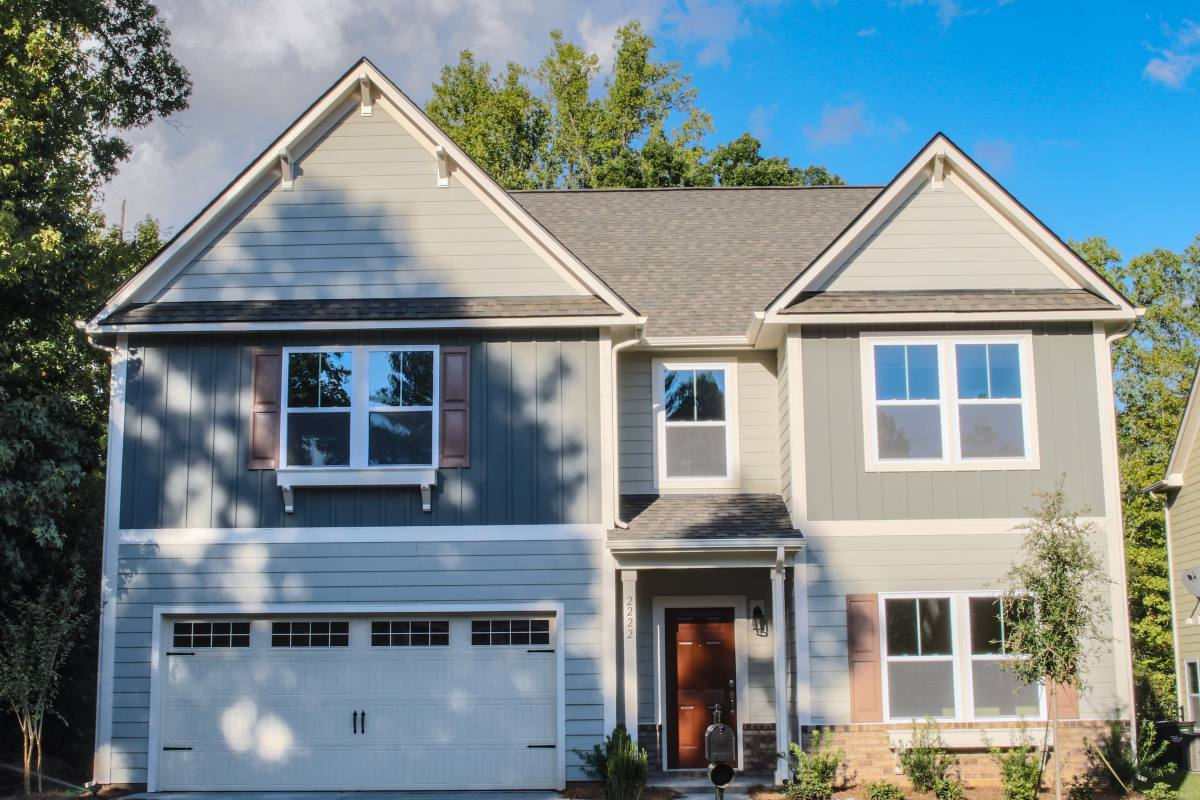 Exterior featured in The Kipling By True Homes - Triad in Greensboro-Winston-Salem-High Point, NC