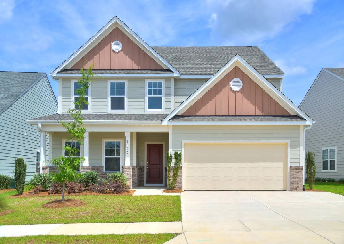 Exterior featured in The Wakefield By True Homes - Charlotte