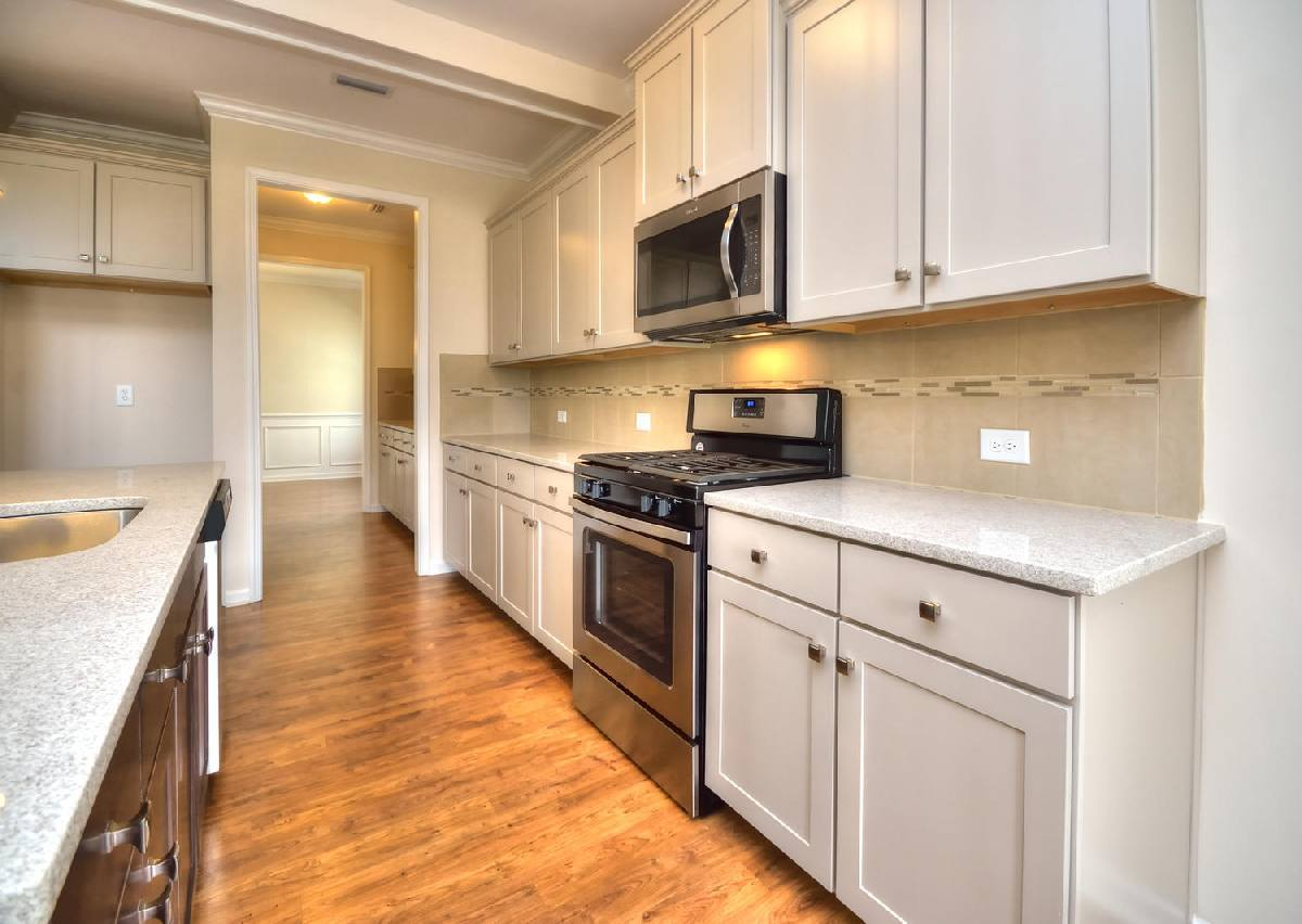 Kitchen featured in The Wakefield By True Homes - Charlotte