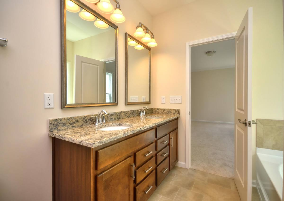 Bathroom featured in The Wakefield By True Homes - Charlotte in Charlotte, NC