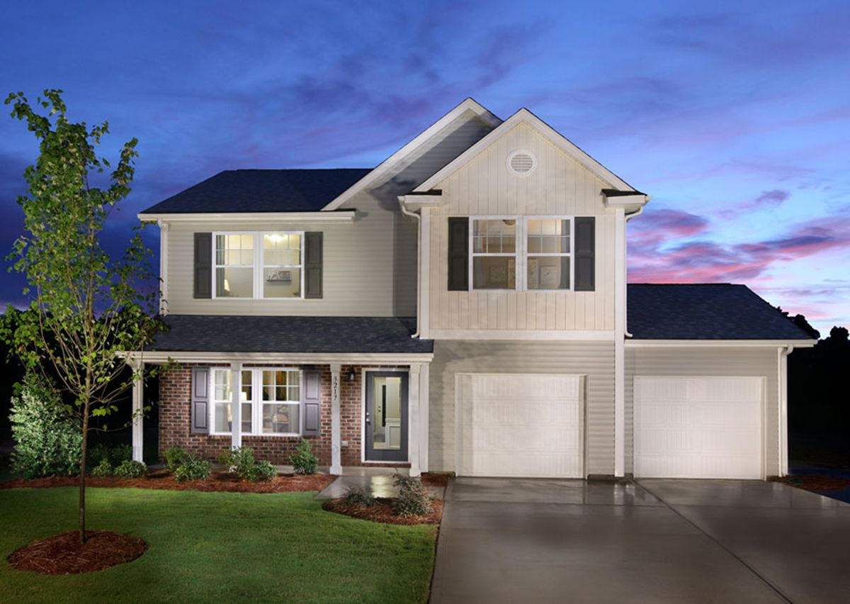 Exterior featured in The Hudson By True Homes - Charlotte in Charlotte, NC