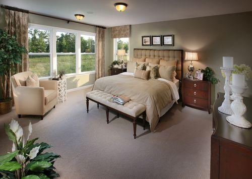 Bedroom-in-The Hudson-at-Grandview-in-Albemarle