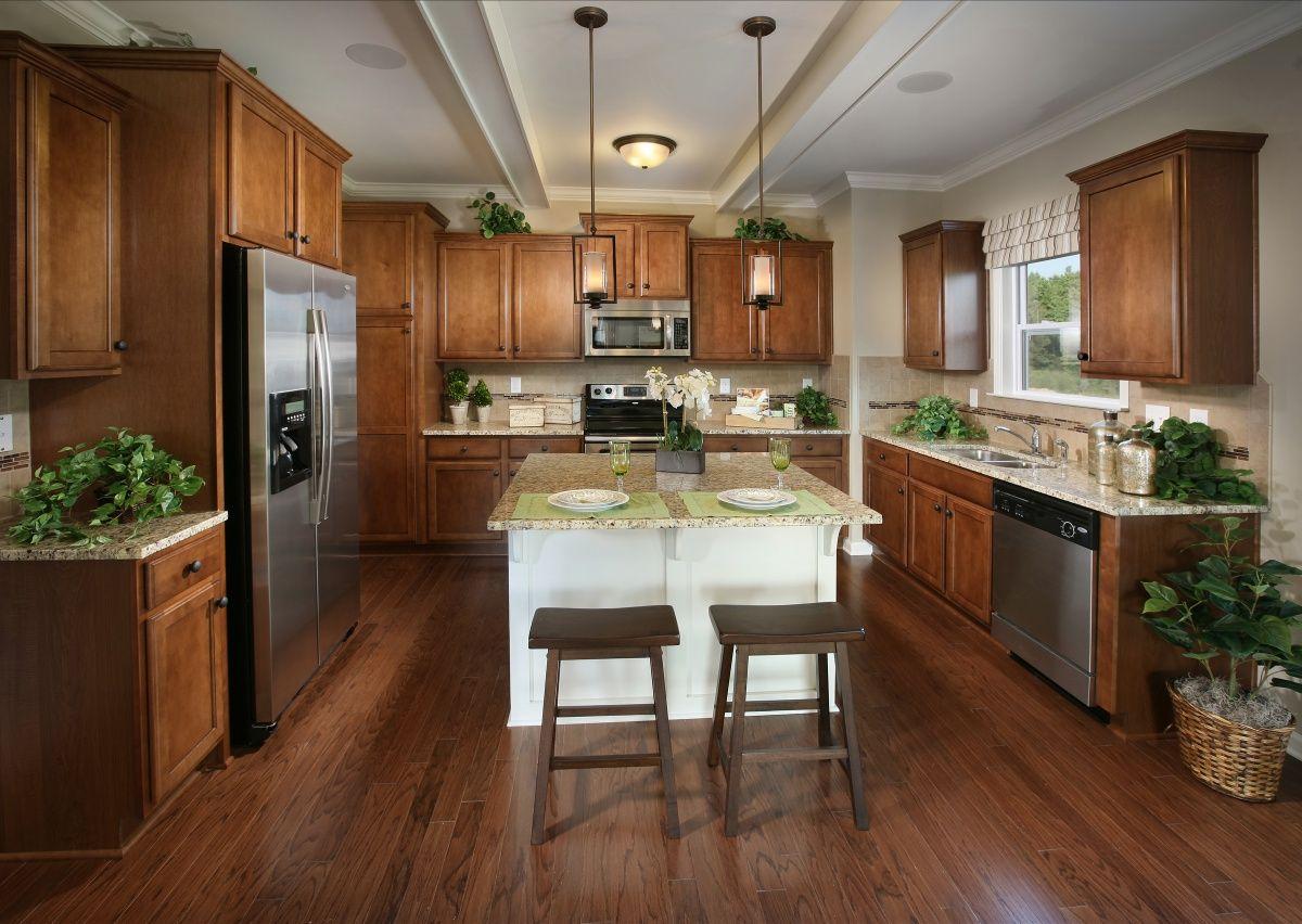 Kitchen-in-The Hudson-at-Fox Creek-in-Midland