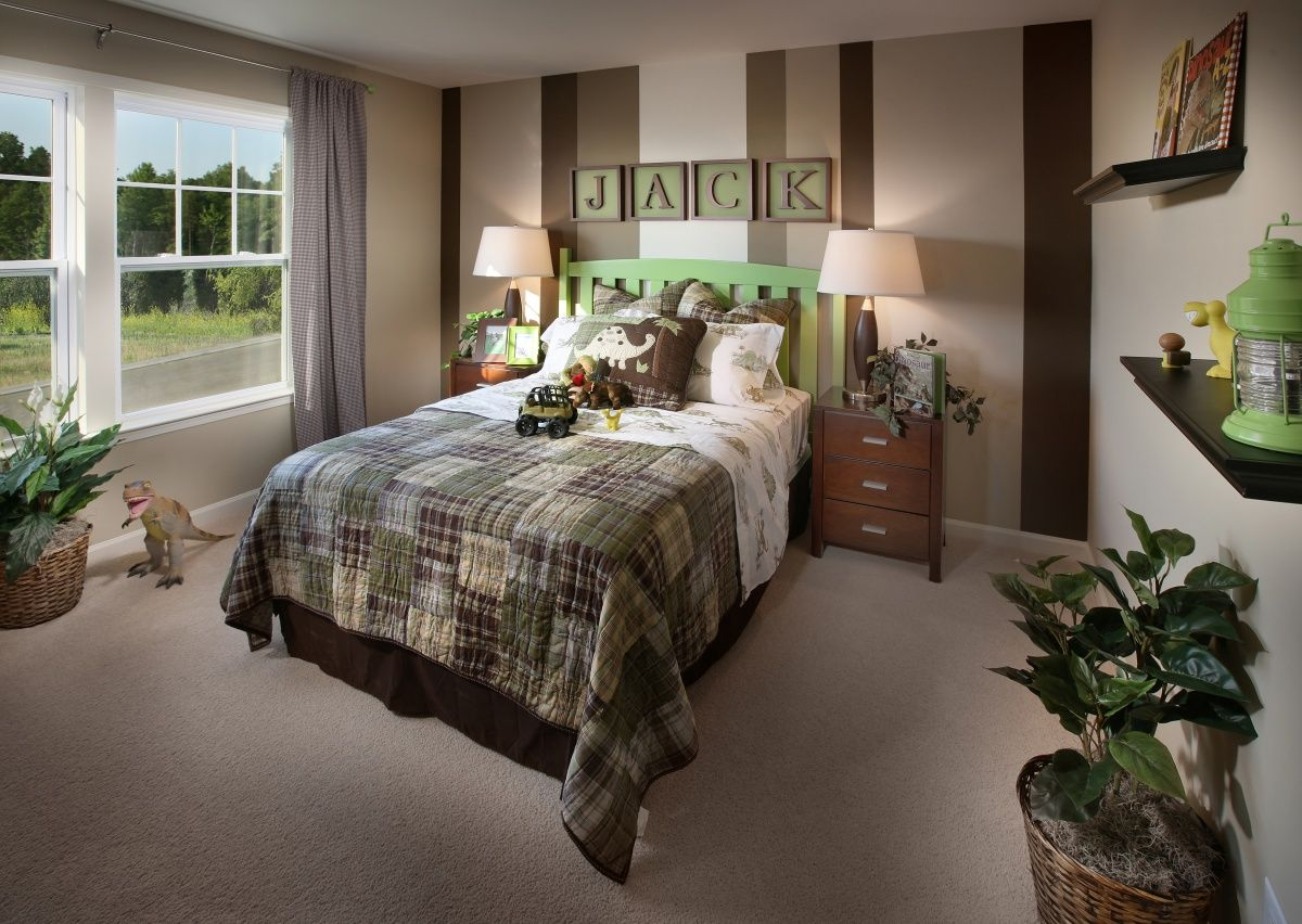 Bedroom featured in The Hudson By True Homes - Charlotte in Charlotte, NC