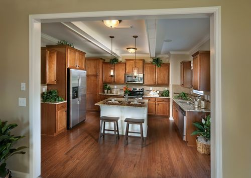 Kitchen-in-The Hudson-at-Fox Creek-in-Midland