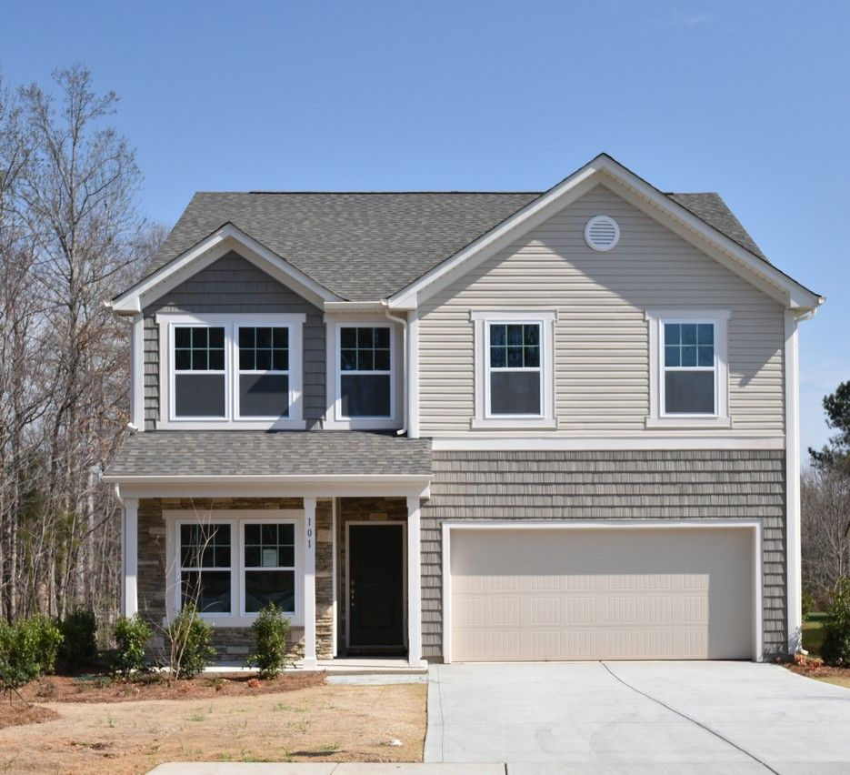 Exterior featured in The Lenox By True Homes - Charlotte in Charlotte, NC