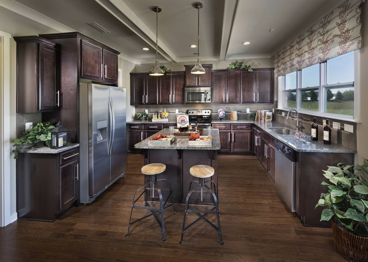 Kitchen-in-The Jasper-at-Oaks Of Landis-in-Landis