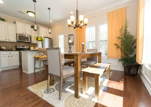 Kitchen-in-The Bayside-at-Grandview-in-Albemarle