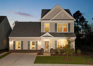 The Devin - Upper Riverpointe: Charlotte, North Carolina - True Homes - Charlotte