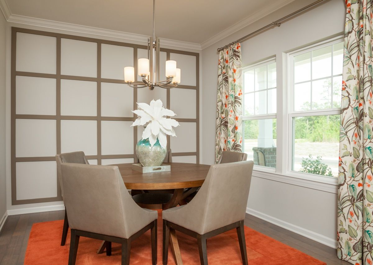 Breakfast-Room-in-The Devin-at-Grandview-in-Albemarle