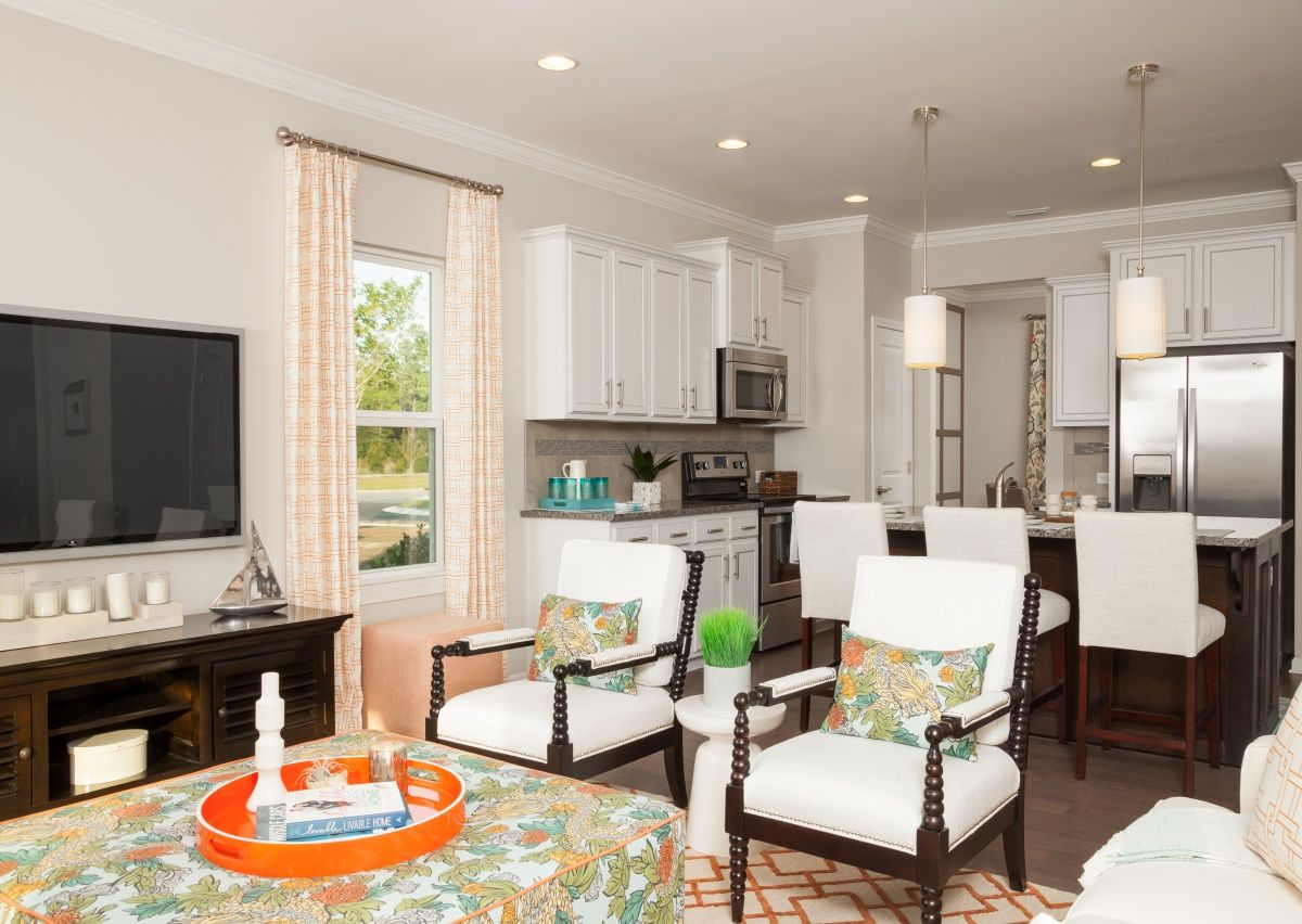 Kitchen-in-The Devin-at-Hidden Lakes-in-Statesville