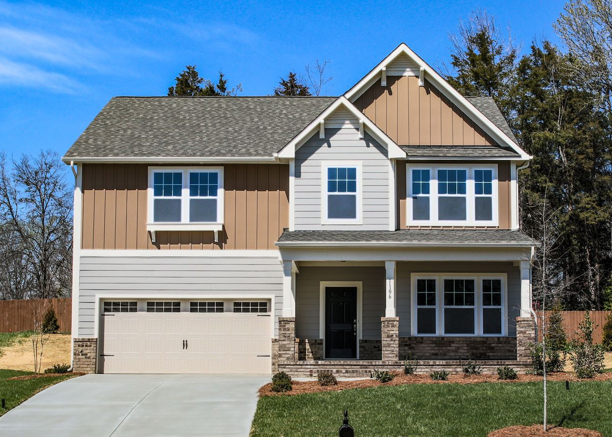 Exterior featured in The Riley By True Homes - Coastal in Wilmington, NC