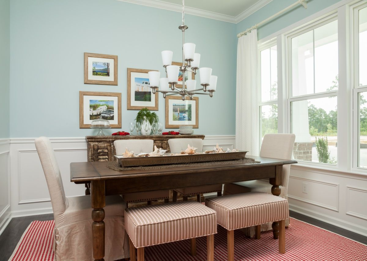Living Area featured in The Riley By True Homes - Coastal in Wilmington, NC