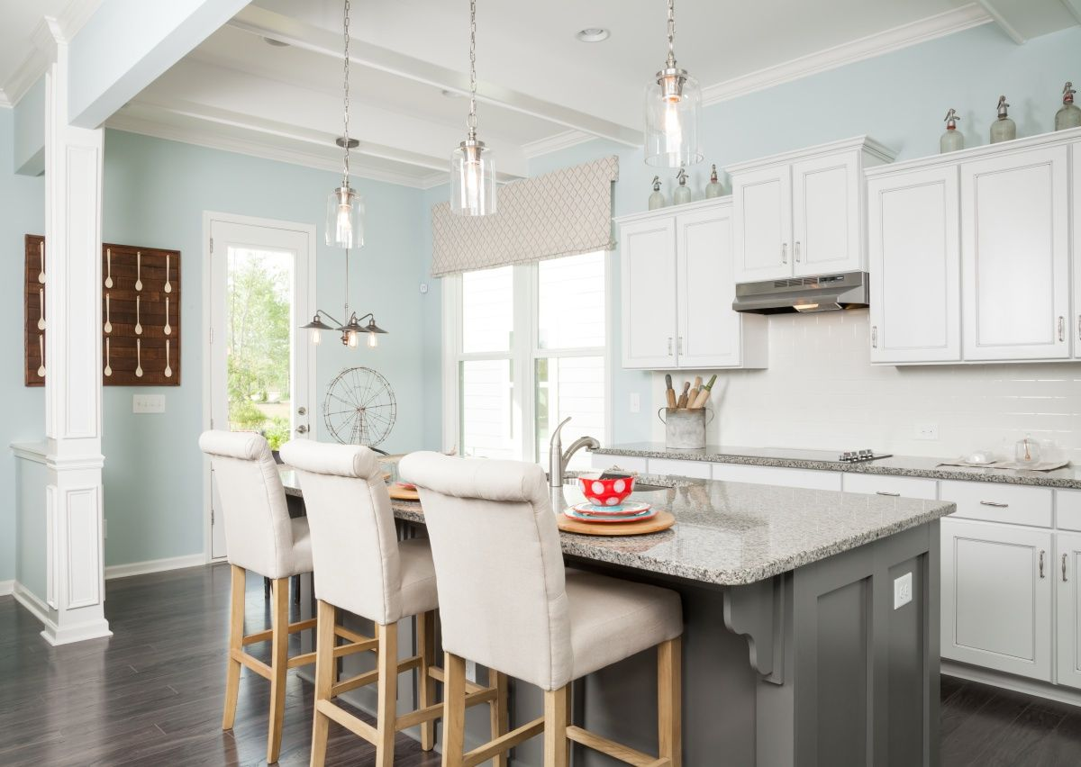 Kitchen featured in The Riley By True Homes - Coastal in Wilmington, NC