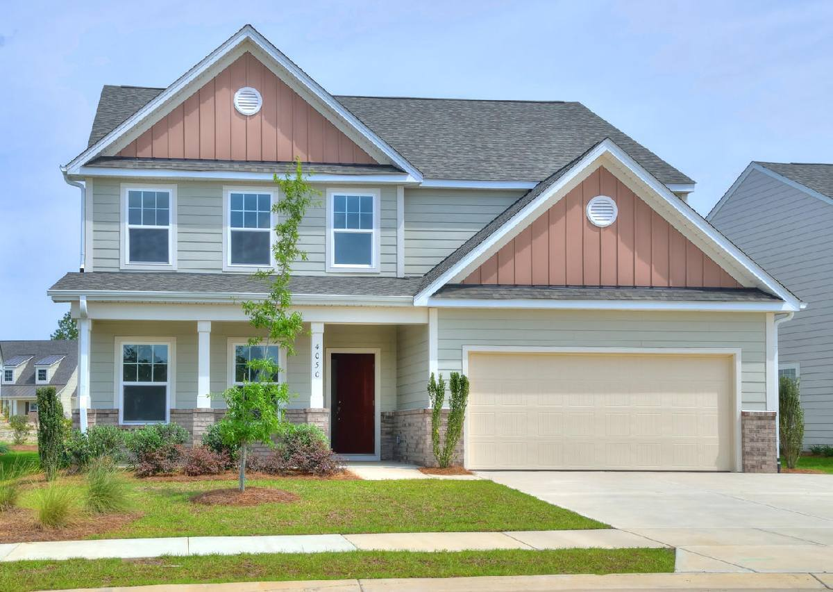 Exterior featured in The Wakefield By True Homes - Coastal in Wilmington, NC