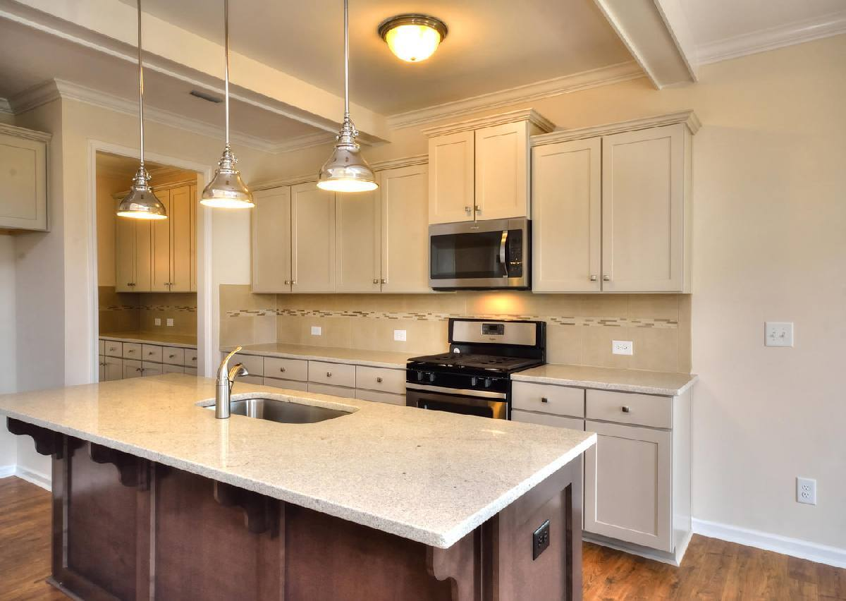 Kitchen featured in The Wakefield By True Homes - Coastal in Wilmington, NC