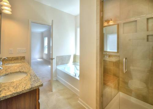 Bathroom-in-The Wakefield-at-The Estates at Greenbrier-in-Waxhaw