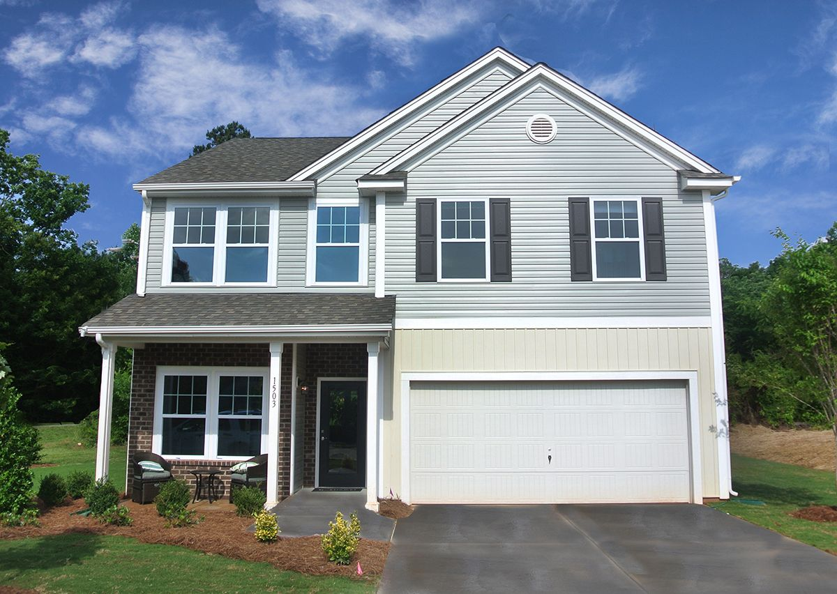 Exterior featured in The Lenox By True Homes - Charlotte in Greensboro-Winston-Salem-High Point, NC