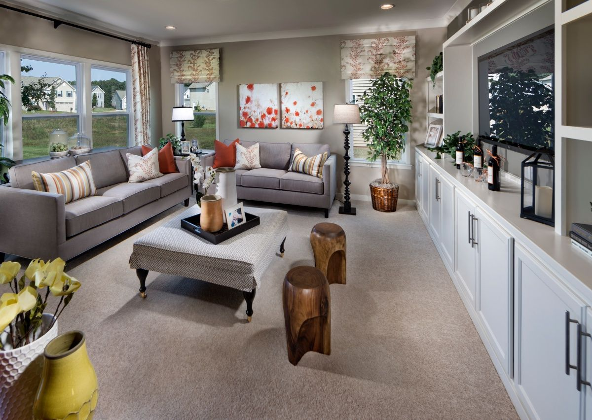 Living Area featured in The Jasper By True Homes - Triad in Greensboro-Winston-Salem-High Point, NC