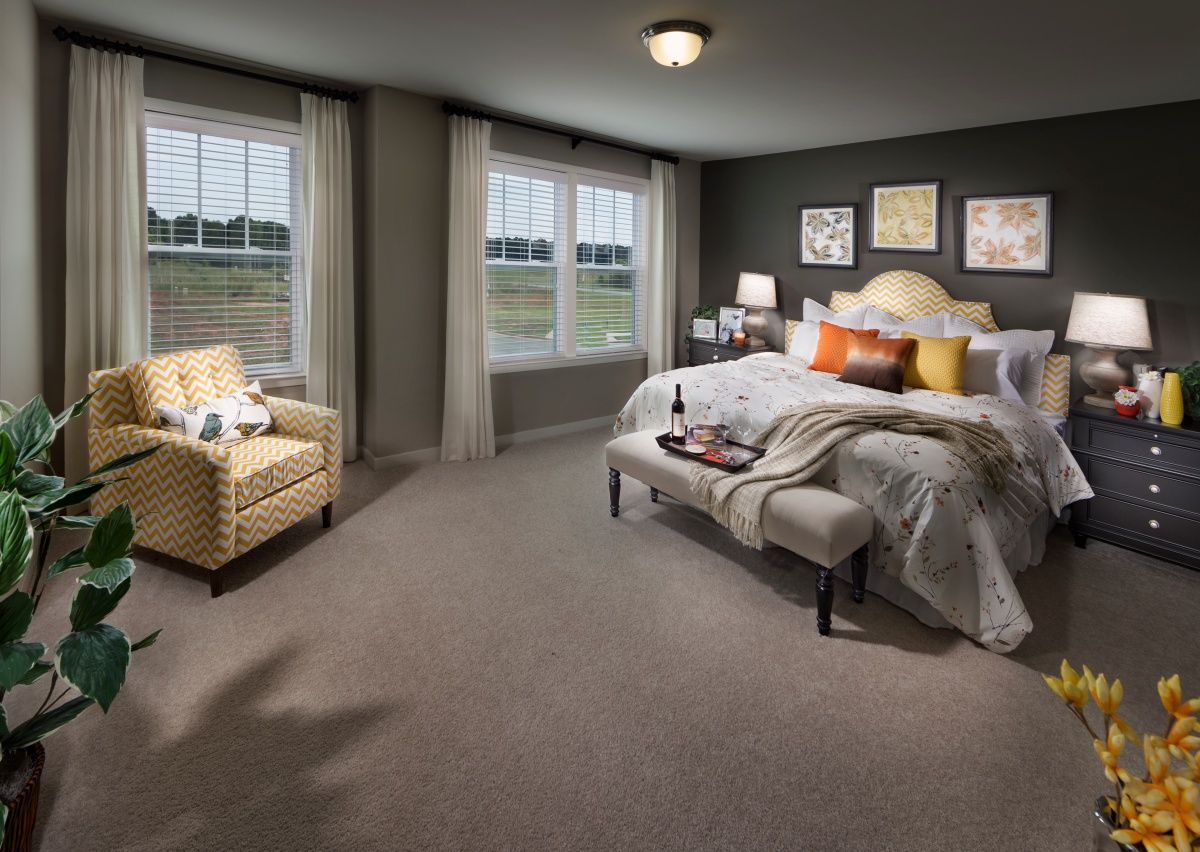Bedroom featured in The Jasper By True Homes - Charlotte in Charlotte, SC