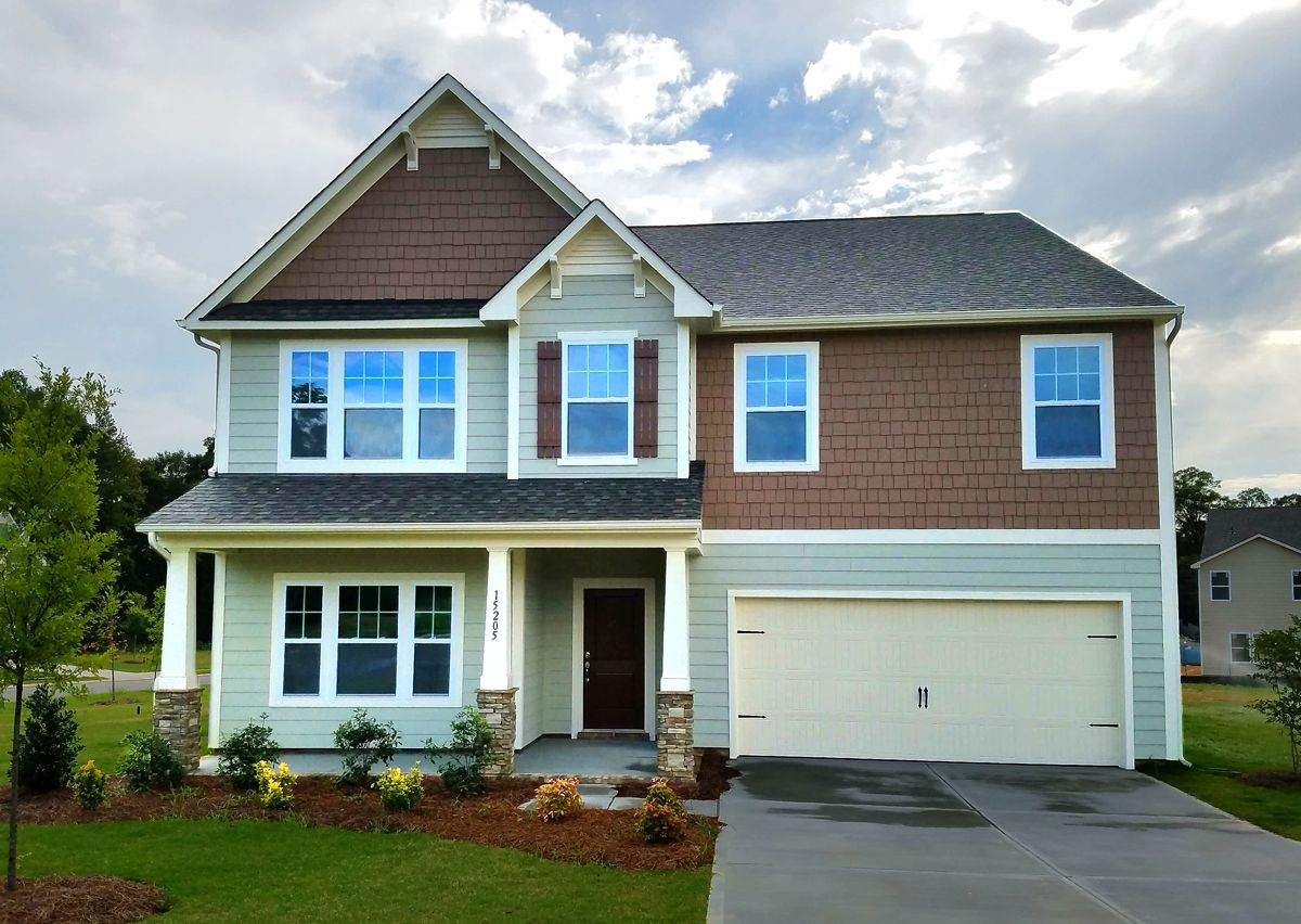 Exterior featured in The Winslow By True Homes - Charlotte