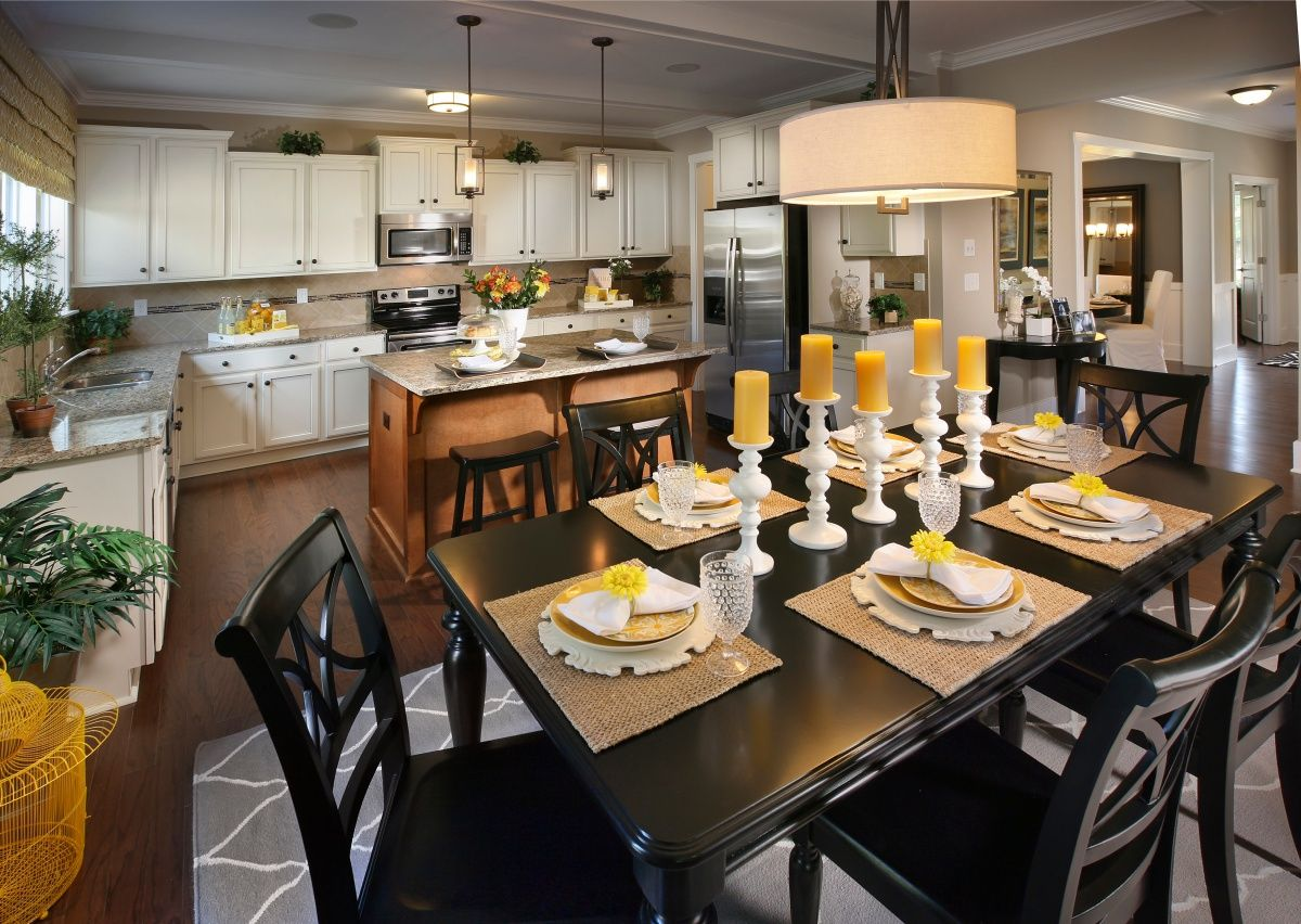 Kitchen featured in The Winslow By True Homes - Charlotte