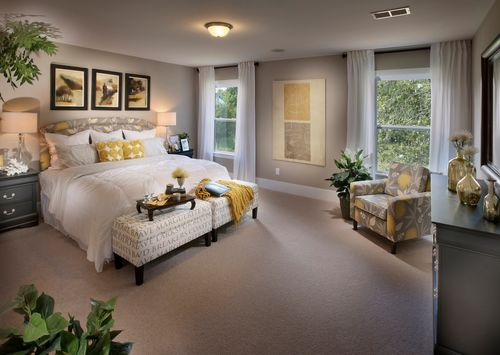 Bedroom-in-The Winslow-at-Eagle View at Stonebridge-in-Monroe