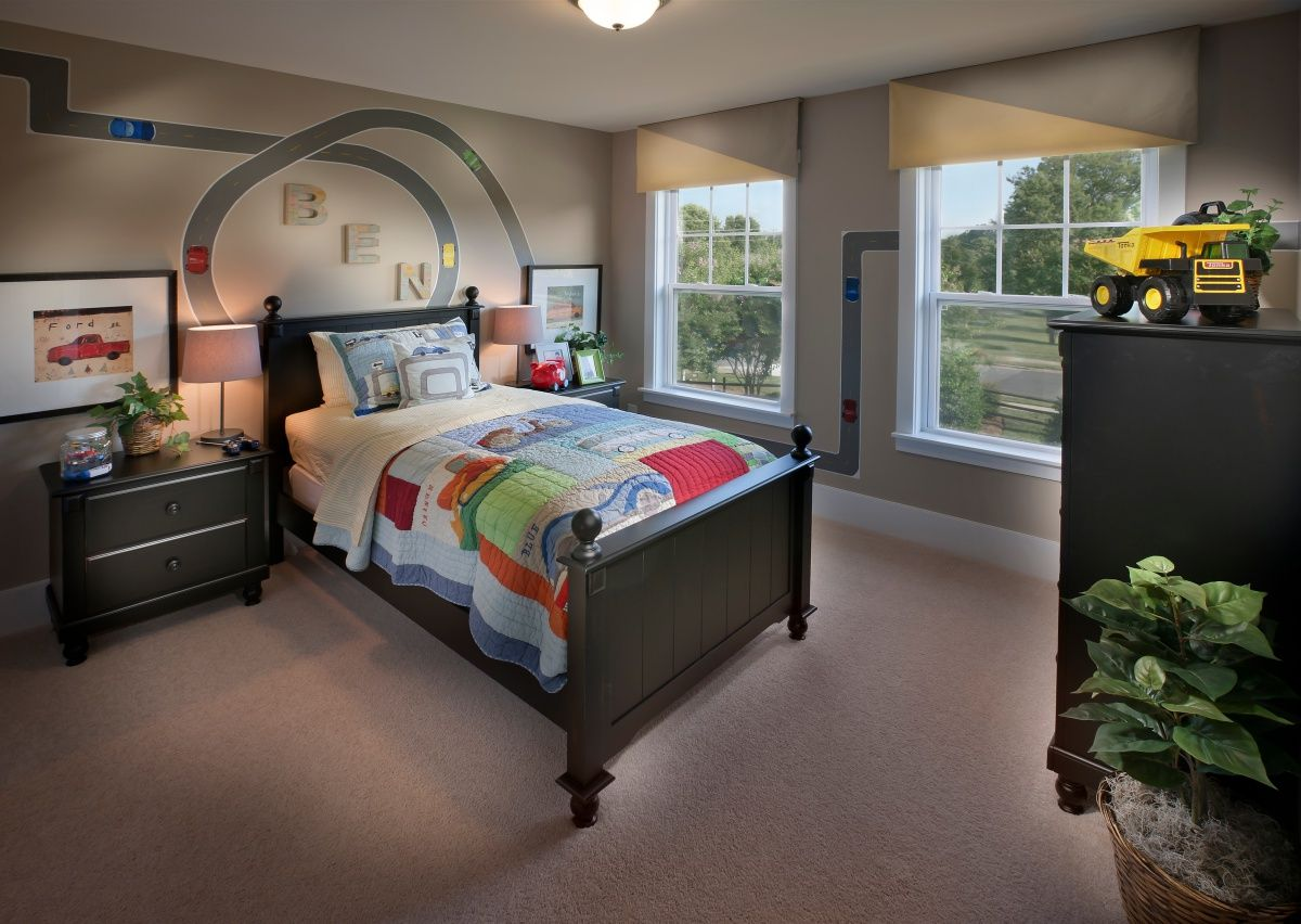 Bedroom featured in The Winslow By True Homes - Charlotte