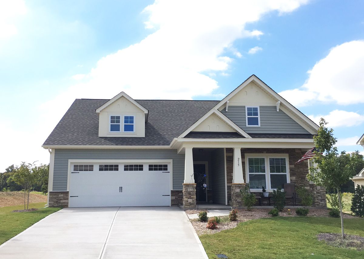 Exterior featured in The Montcrest By True Homes - Triad in Greensboro-Winston-Salem-High Point, NC