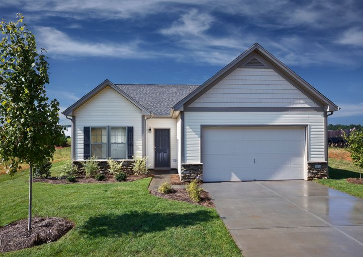 Bayside-Reedy Fork Northwood Lot 53:Elevation
