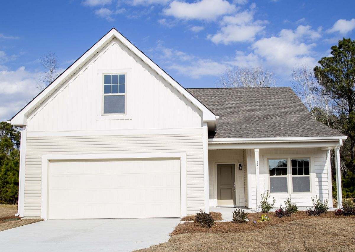 Exterior featured in The Bayside By True Homes - Triad in Greensboro-Winston-Salem-High Point, NC