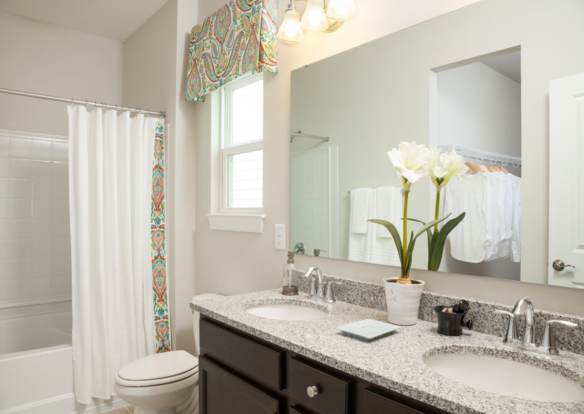 Bathroom featured in The Devin By True Homes - Charlotte in Charlotte, NC