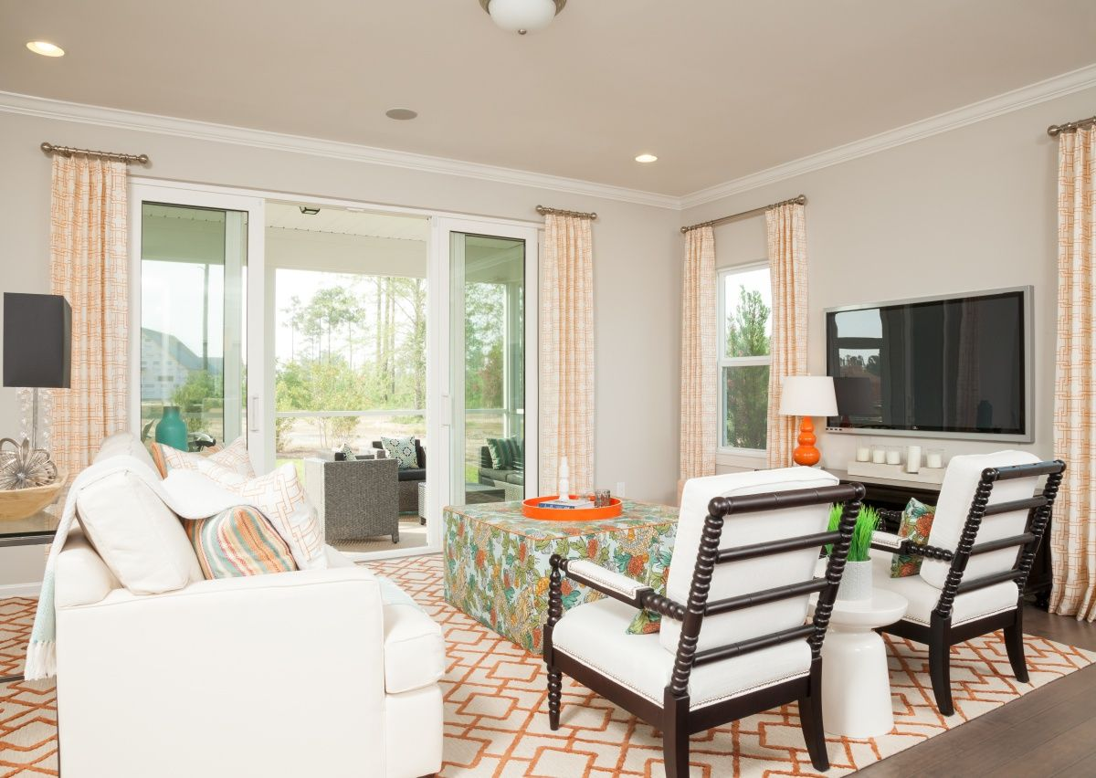 Living Area featured in The Devin By True Homes - Coastal in Wilmington, NC