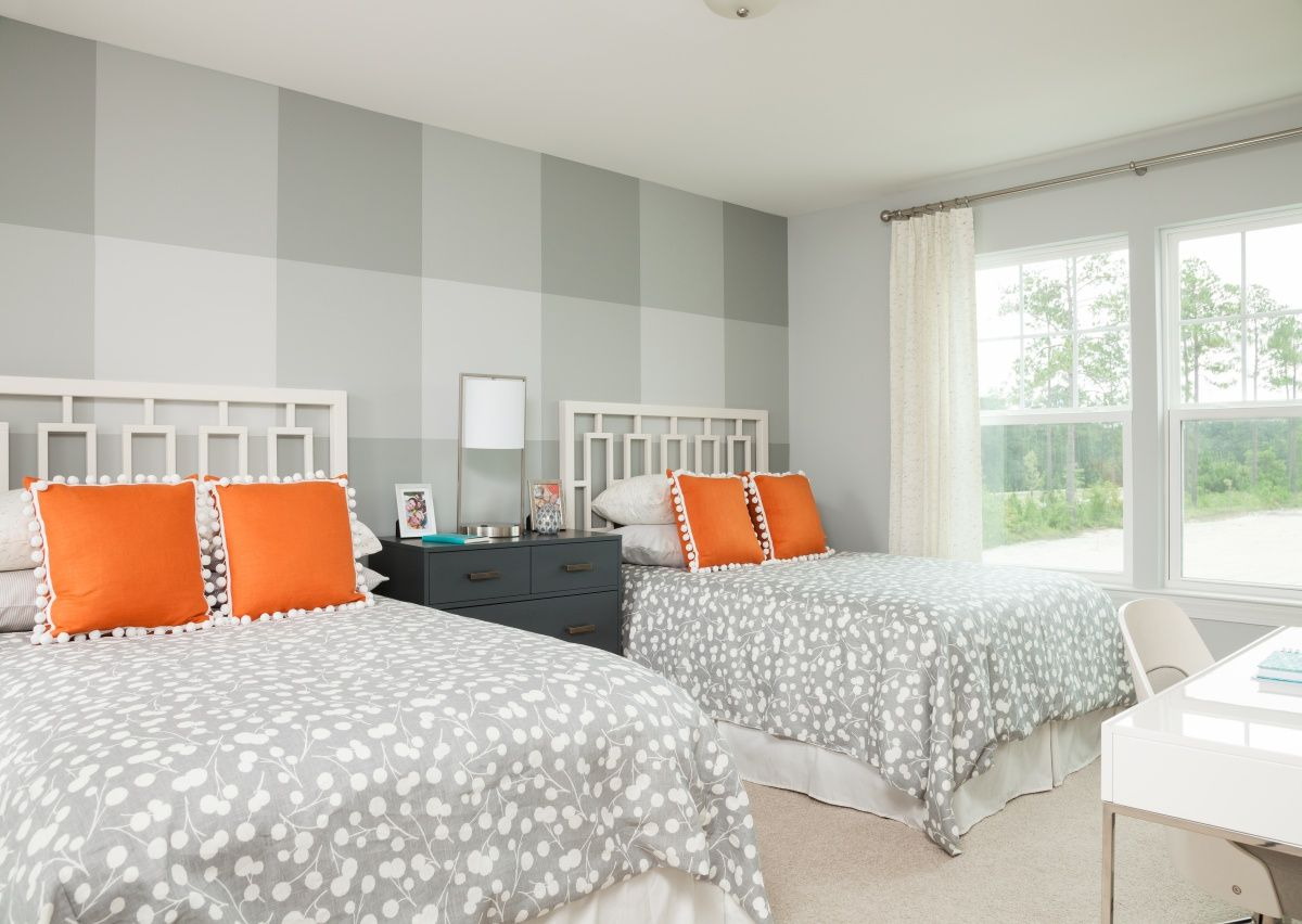 Bedroom featured in The Devin By True Homes - Charlotte in Greensboro-Winston-Salem-High Point, NC