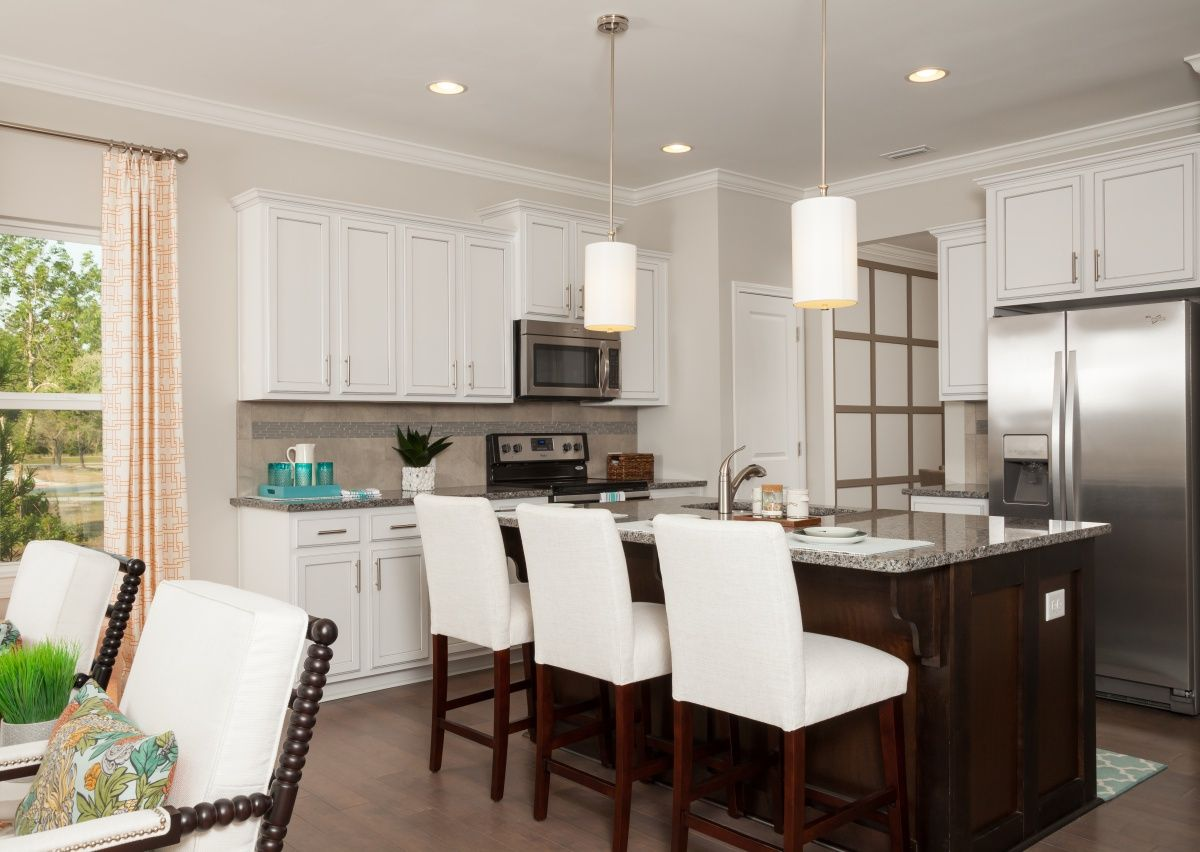 Kitchen featured in The Devin By True Homes - Charlotte in Greensboro-Winston-Salem-High Point, NC