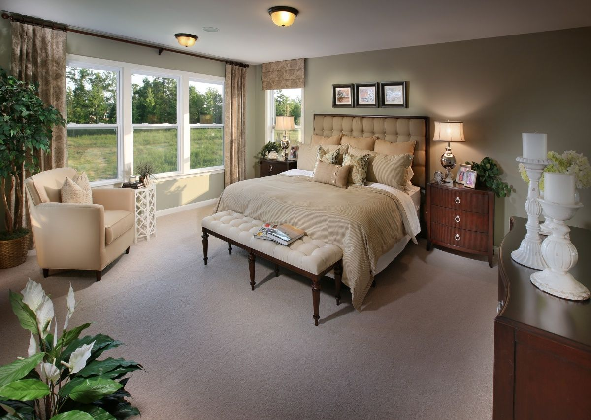 Bedroom featured in The Hudson By True Homes - Charlotte in Greensboro-Winston-Salem-High Point, NC