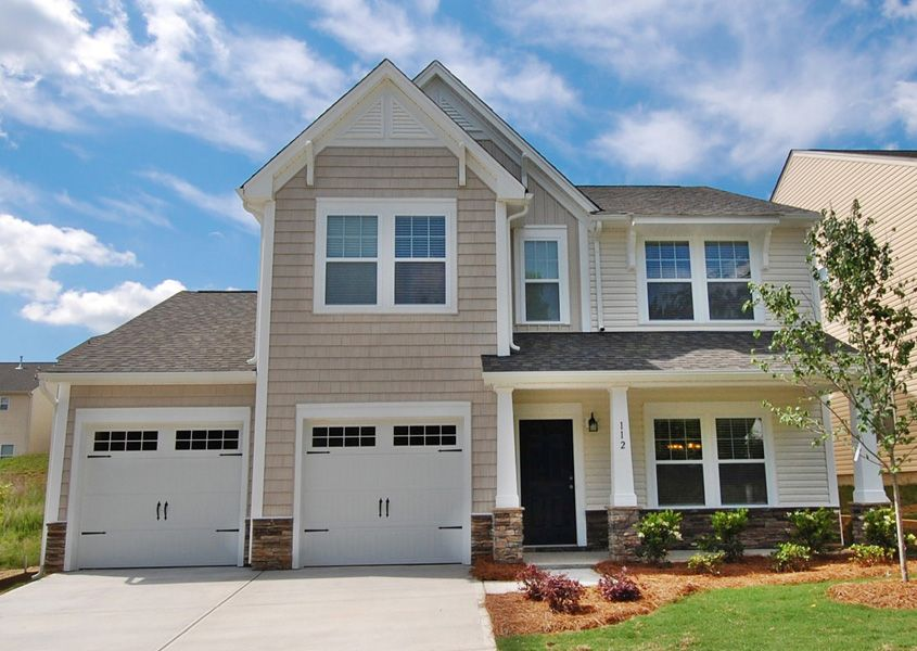 Exterior featured in The Hudson By True Homes - Charlotte