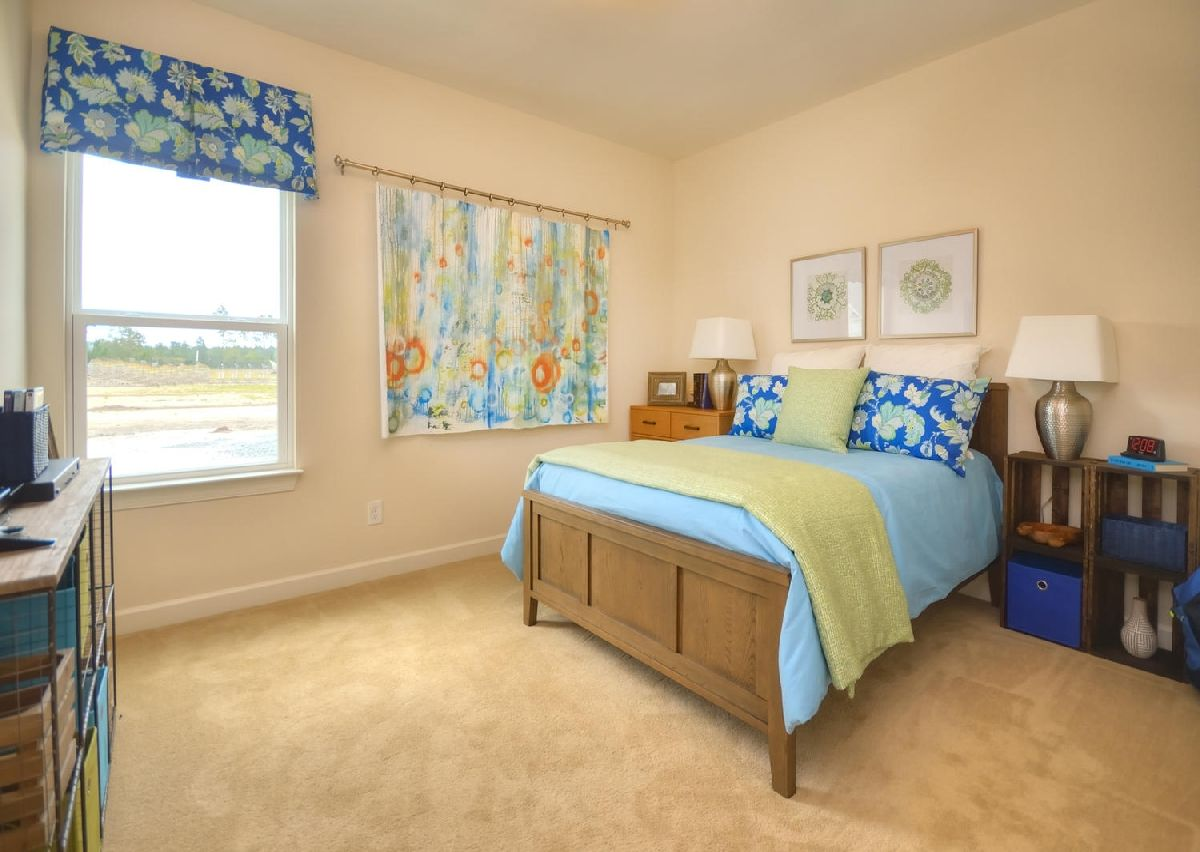 Bedroom-in-The Dobson-at-Conservancy at Waxhaw Creek-in-Waxhaw