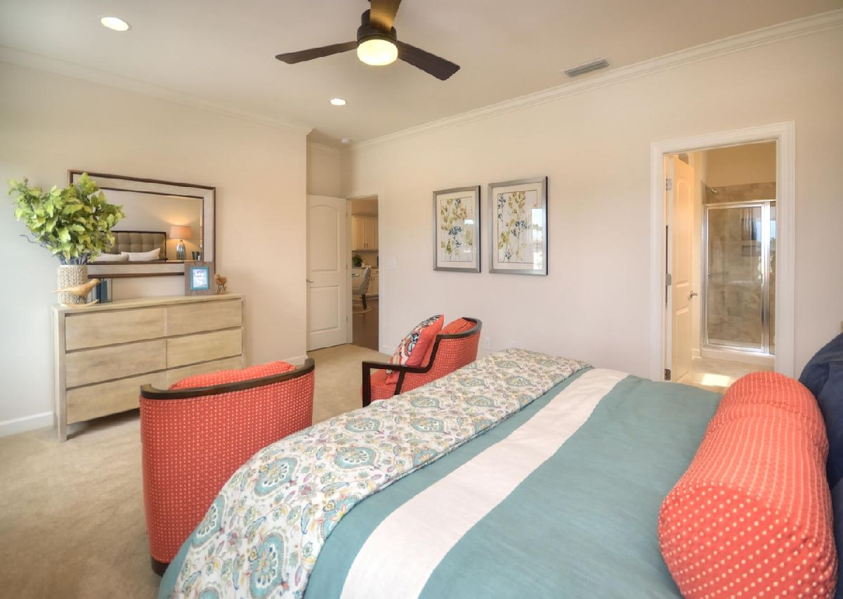 Bedroom featured in The Dobson By True Homes - Charlotte in Greensboro-Winston-Salem-High Point, NC