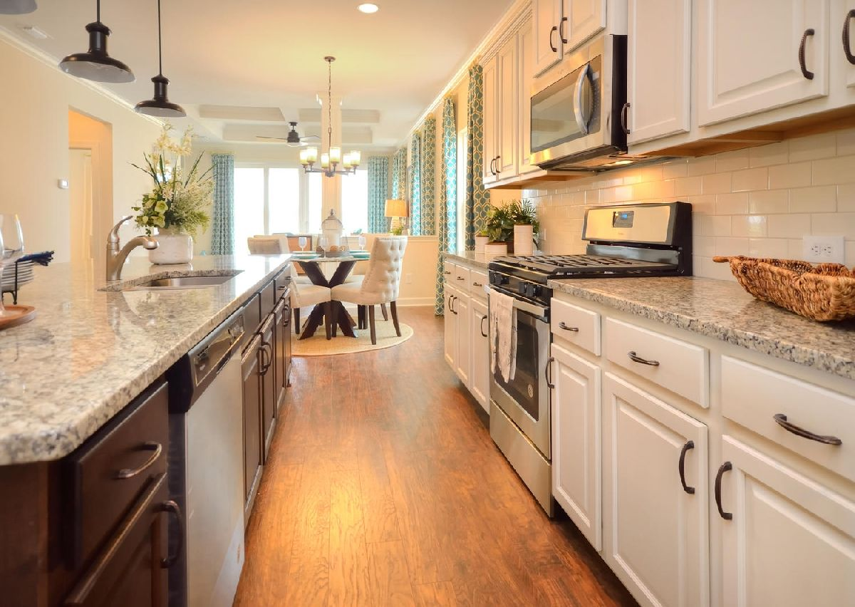 Kitchen-in-The Dobson-at-Eagle View at Stonebridge-in-Monroe